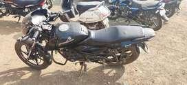 Nice condition in bike Pulsar 2012 second owner and new CEAT tyre