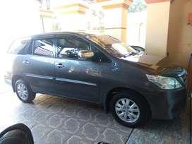 Toyota kijang Innova manual 2014 diesel