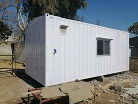 living container/ storage container/ furnished container