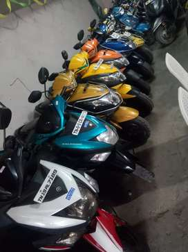 Honda dio 2019RE FINANCE AVAILABLE