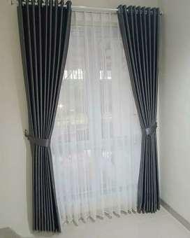 GIC gorden curtains gordyn edisi 5723 paparan tirai trend smockering