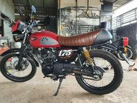 Dijual motor kawasaki 175