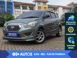 [OLXAutos] Datsun Go+ Panca 1.2 T M/T 2018 Abu-abu