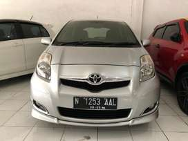 Toyota Yaris S 1.5 Manual 2011 km 65 ribu Pajak Panjang