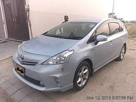 Toyota Prius Alpha on sale