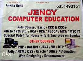 Jency education...