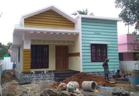 A NEW STUNNING 2BED ROOM 1000SQ FT 5.25CENTS HOUSE IN VARADIYUM,TSR