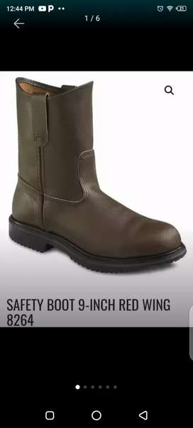 RedWing safety shoes original