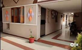 """1 BHK ground floor """"only family and pure vegetarian allowed"""""""