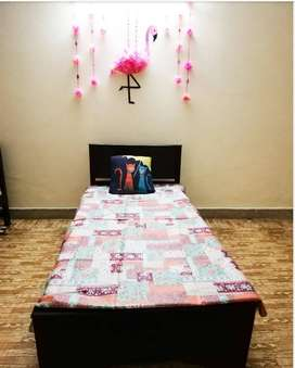 Girls Hostel / Home based Rooms for rent without Mess (i-8)