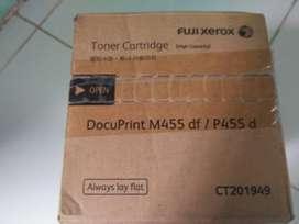 Catridge printer xerox M455
