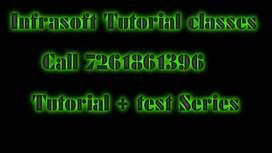 Join Tutorial classes+ Test series & prepare for exams