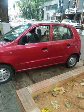 Well maintained Hyundai Santro Xing 2006 Petrol 82000 Km Driven