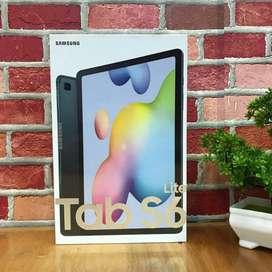 NEW Samsung Tab S6 Lite 4/128gb Pink+Gray Garansi Resmi SEIN