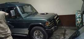 Pajero 84 model KOhat number CNG install doucoments ok