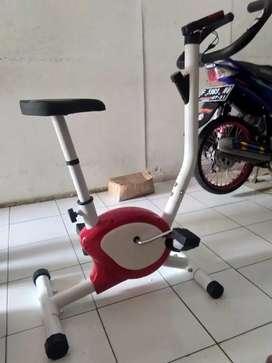 Sepeda statis tl 8215/ belt bike