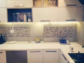 1bhk fully furnished flat for rent at Calicut
