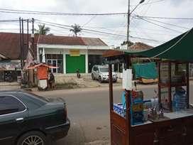 Disewakan Ruko/Toko lokasi strategis dekat pasar Kalijati Subang.