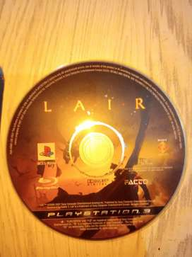 Lair game (Blu-ray disc) for PlayStation 3