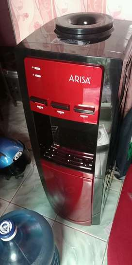 dispenser ARISA WD 0911 merah new
