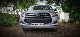 Toyota Innova Crysta 2019 Diesel 45000 Km Driven