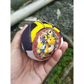 Boneka Pokemon Center Ultra Ball Pokeball