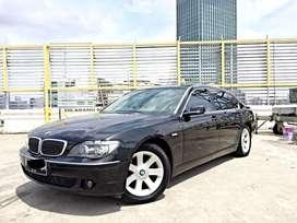 BMW 730Li Sunroof NIK.2006-Hitam (HARGA CASH n KREDIT SAMA)