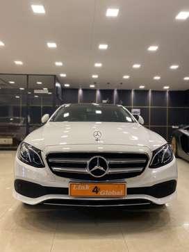 Mercedes-Benz E-Class Exclusive E 220 d, 2019, Diesel