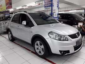 Suzuki SX4 cros over 1.4 Manual 2012