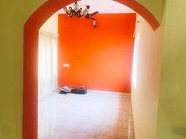 FOR RENT 15k: 2 BHK Flat Apartment at Jeppu