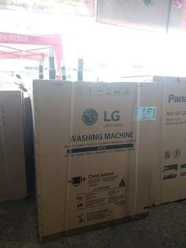 Kredit mesin cuci LG 9Kg 2 tbung