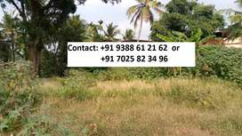 11 cents land for sale at Ayyanthole, Thrissur