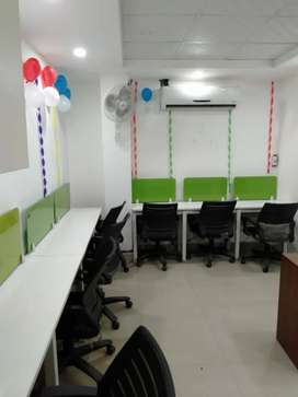 2 cabin 10 seat for Rent sector 4 noida