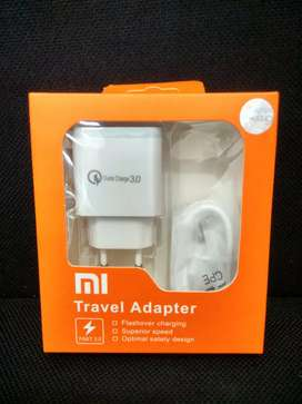 CHARGER XIAOMI QUICKCHARGE 3.0A