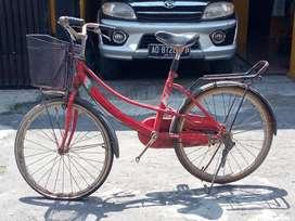 Jual Sepeda marubeni gapit  uk 24