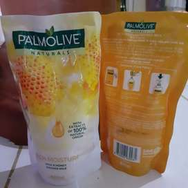 Palmolive body wash milk and honey 400ml