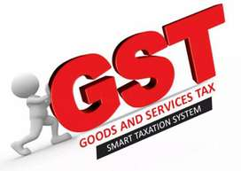 Contact for gst return, income tax return, accounting