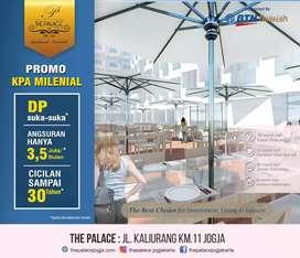 The Palace Apartment Kawasan Wisata dan Kuliner cicilan 3,5juta
