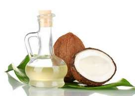 Natural coconut oil home delivery
