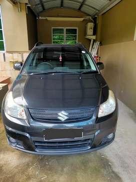 Suzuki X-Over (2009)