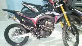 Honda CRF 150 L tahun 19