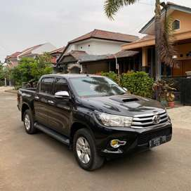 Toyota Hilux Type G 2015/2016