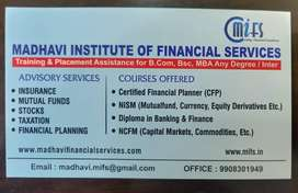 Certified financial planners Candidates required