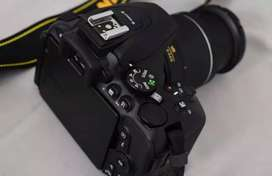 Nikon camera showroom condition