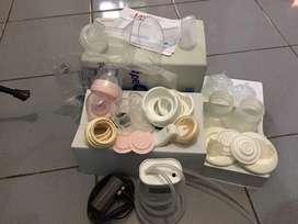 Pompa asi spectra 9+ FREE Ice gel gabag dan kantong asi GEA 120ml