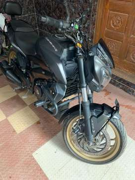 New Bajaj Dominar 400, ABS, 4000kms, Rs 185000 slightly negotiable
