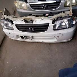 SUZUKI Alto Cultus mehran Baleno Margala parts Home delivery available