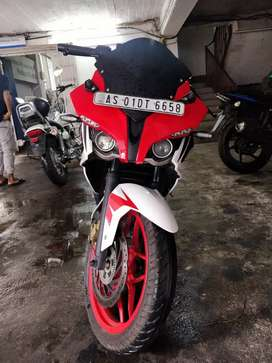 PULSAR RS 200 ABS IN SHOWROOM CONDITION
