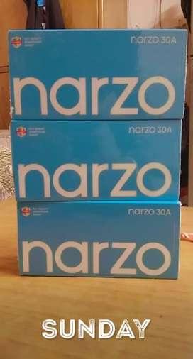 Realme narzo 30A new set