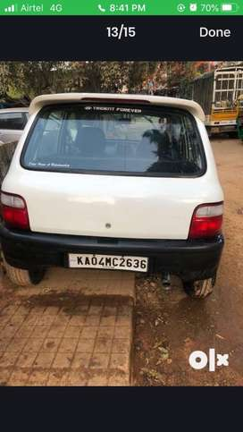 Maruti Suzuki Zen 2002 Petrol Well Maintained